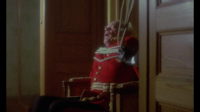 Patrick Magee in The Strange Case of Dr. Jekyll & Miss Osbourne (1980)