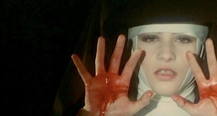 Marina Pierro in Interno di un convento (1978)